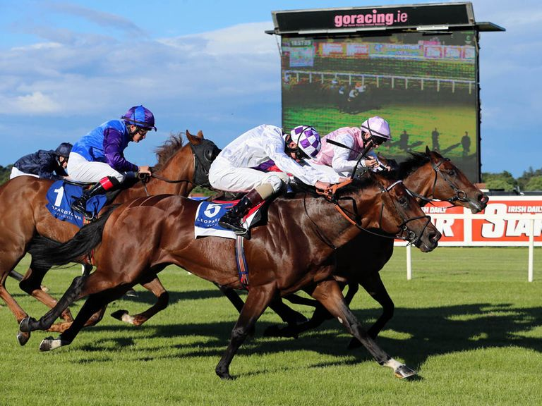 Leitir Mor: Each-way claims at the Curragh