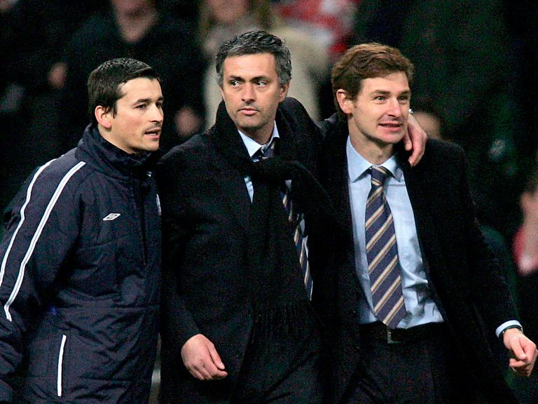 Andre Villas-Boas: Expecting Jose Mourinho to be a star attraction in 2013/14