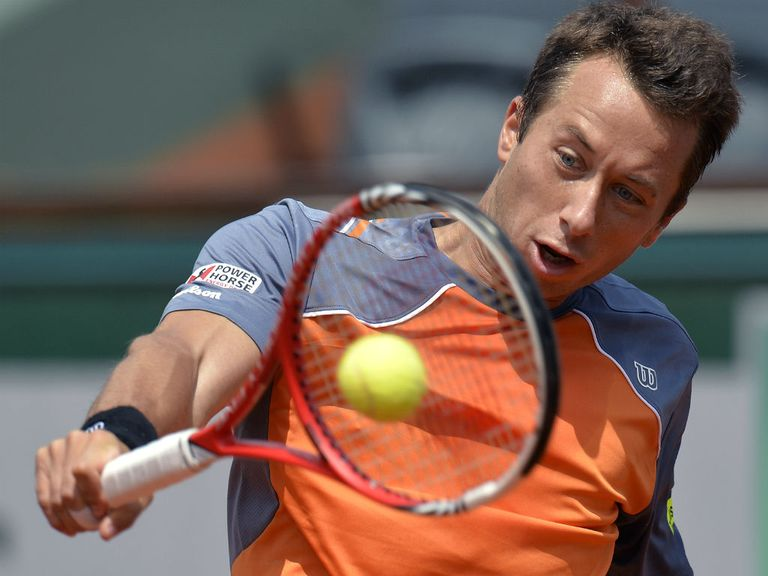 Philipp Kohlschreiber: Strong record in Auckland