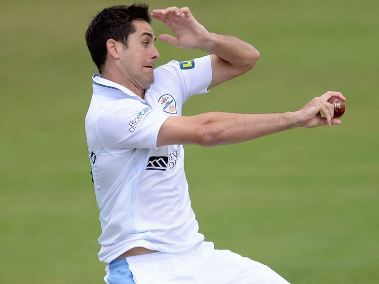 Tim Groenewald: Will leave Derbyshire at the end of the season.
