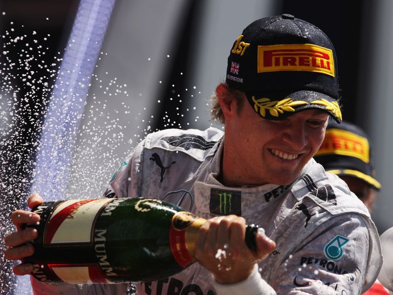 Nico Rosberg: Cut to 33/1 for F1 Drivers' Championship