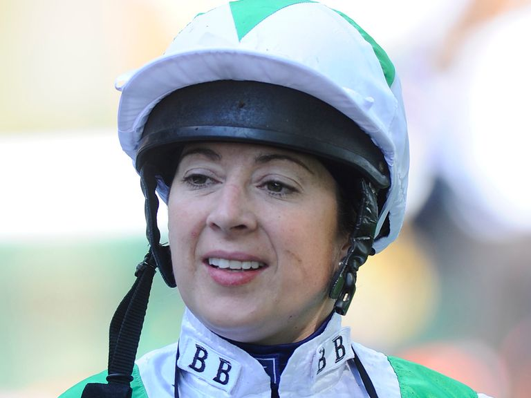 Hayley Turner: Faces further spell on the sidelines