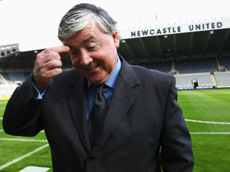 Kinnear: Back at Newcastle