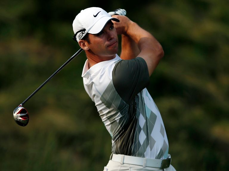 Paul Casey: Enjoying the challenge