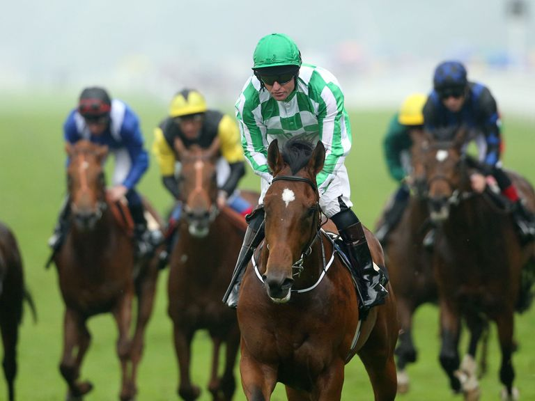 War Command: Can bounce back at the Curragh