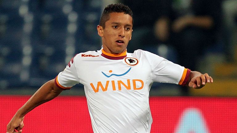 Marquinhos: All set to complete a big-money move to Paris St Germain
