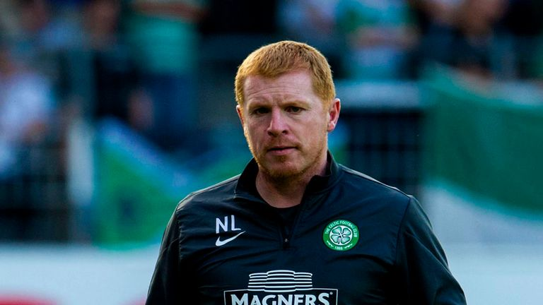 Neil Lennon: The Celtic boss is hoping to bring in a number of new faces