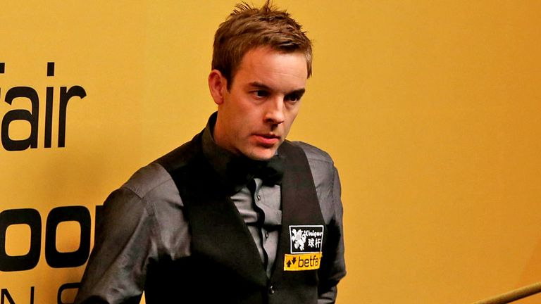 Ali Carter: Will undergo surgery on Tuesday