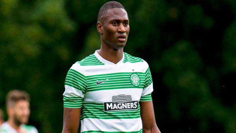 Amido Balde: Enjoying life at Celtic