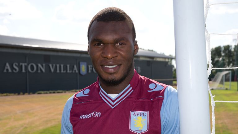 Christian Benteke: Scored 19 league goals during first season in England