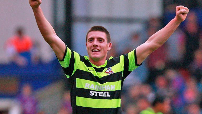 Bobby Grant: Scored the equaliser for Blackpool on first start