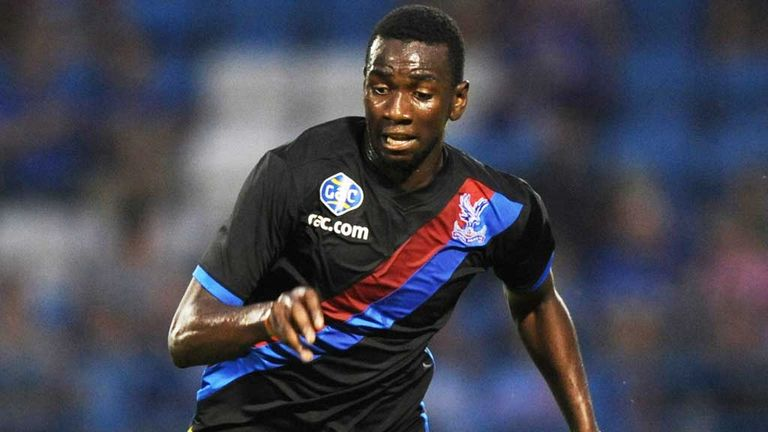Yannick Bolasie: Hit the woodwork as Crystal Palace beat Gillingham