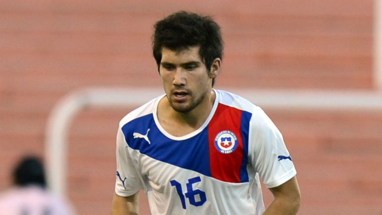 Cesar Fuentes: Mature midfielder has shone for Chile