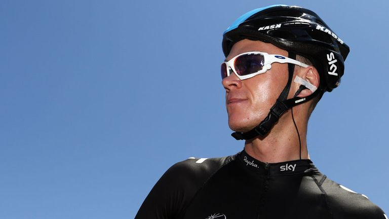 Froome: Will the Brit make his move in the mountains this weekend?