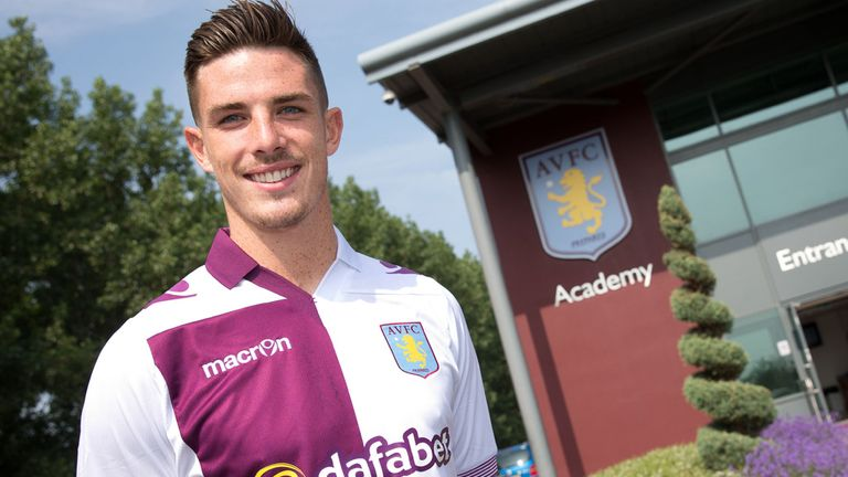 Ciaran Clark: New deal for young Villa defender