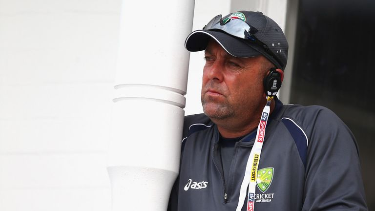 Darren Lehmann: Wants improvement from Australia's top order