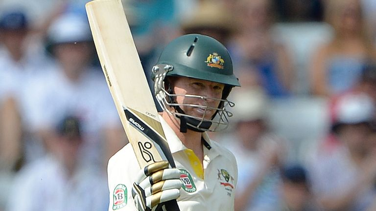 Chris Rogers: undone by a smart plan from England