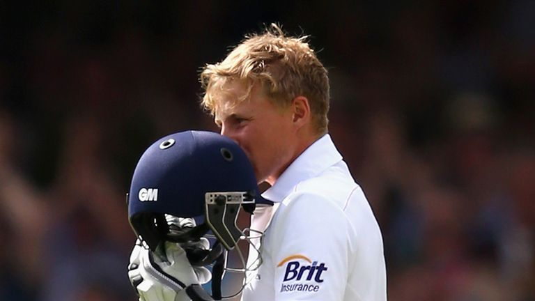 Joe Root: Could get the chance to reach a double century on Sunday