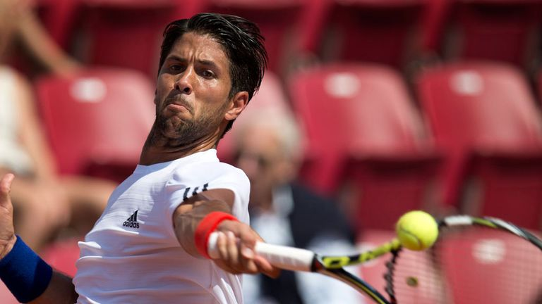 Fernando Verdasco: Through to final