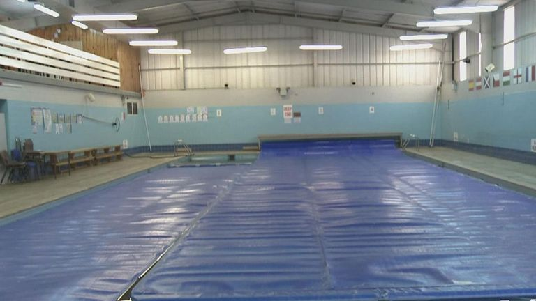 Pool closures: Affecting the Olympic legacy?