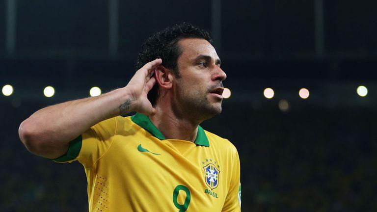 Fred: Preparing for Brazil v Switzerland friendly