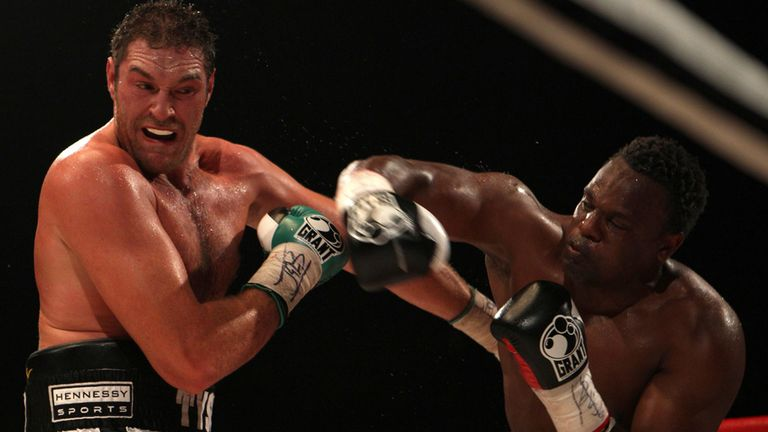 Jim Watt: Tyson Fury and Dereck Chisora in the mix for WBC title shot
