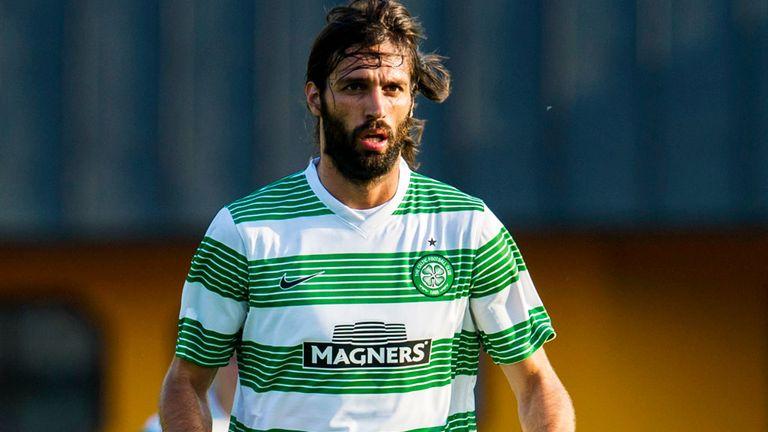 Georgios Samaras: Celtic side lost
