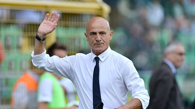 Giuseppe Sannino: Wants to keep Chievo in Serie A