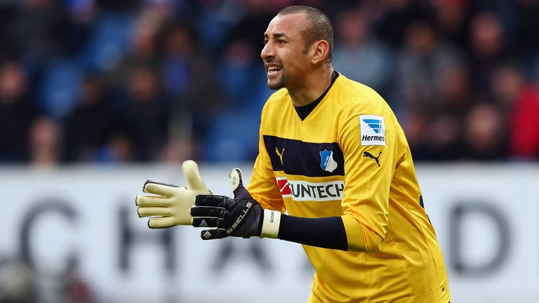 Heurelho Gomes: Had loan spell at Hoffenheim last season