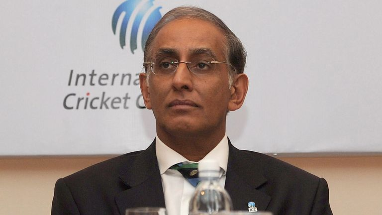 Haroon Lorgat: Former ICC chief executive