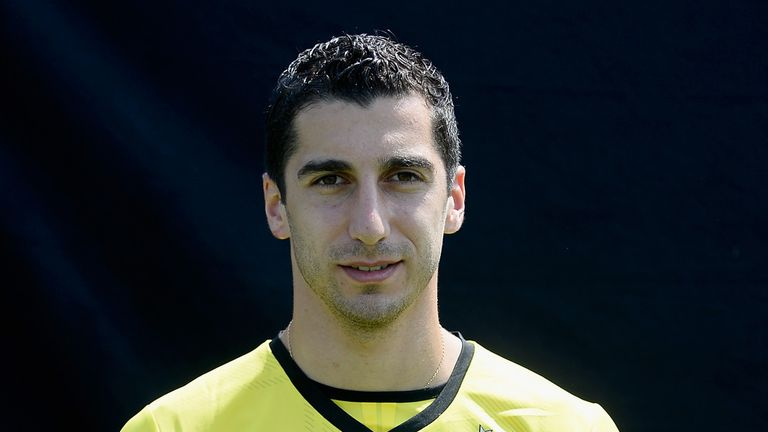 Henrikh Mkhitaryan: Will miss the start of the season due to an ankle injury