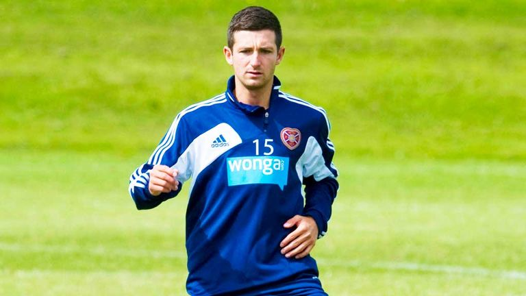 Jason Holt: Ready for the challenge of turning round points deduction with Hearts