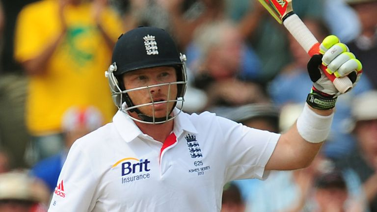 Ian Bell proved England's hero on day three at Trent Bridge