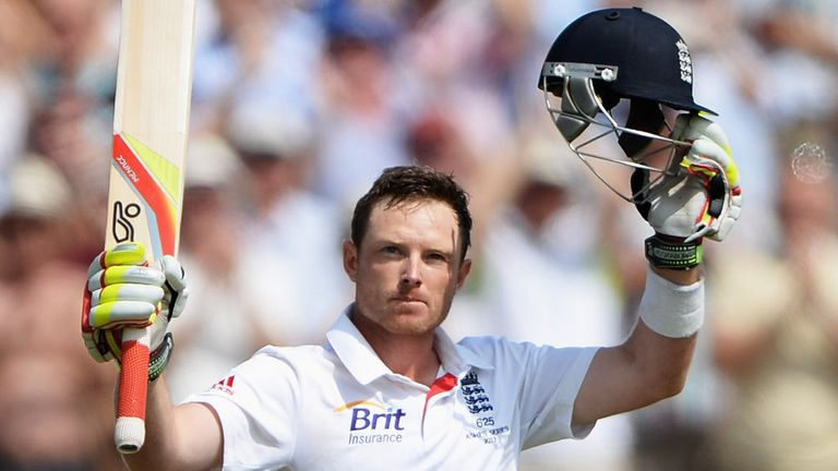 Mike Atherton says Ian Bell chose a prime moment to make his most significant Ashes contribution in a home Test match
