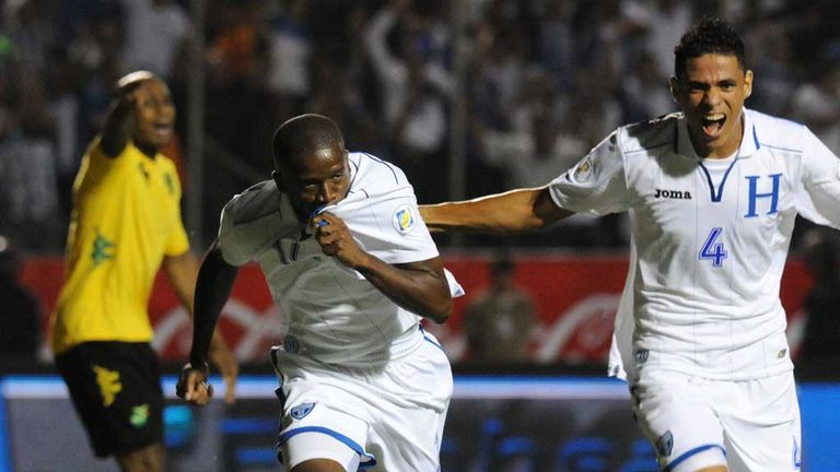 Carlo Costly: Scored the opener for Honduras