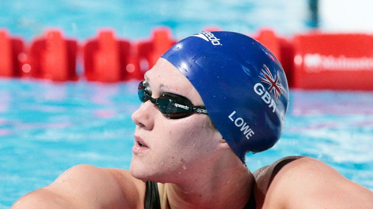 Jemma Lowe: Qualifies for Wales through her father