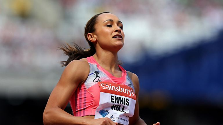 Jessica Ennis-Hill: Expects to make decision in the next few days