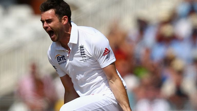 Jimmy Anderson: Man-of-the-match performance to help England win the first Ashes Test