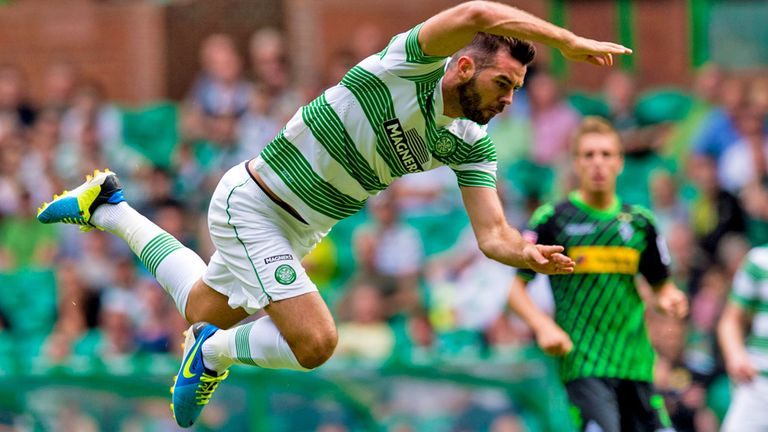 Joe Ledley: Into the final year of his Celtic contract