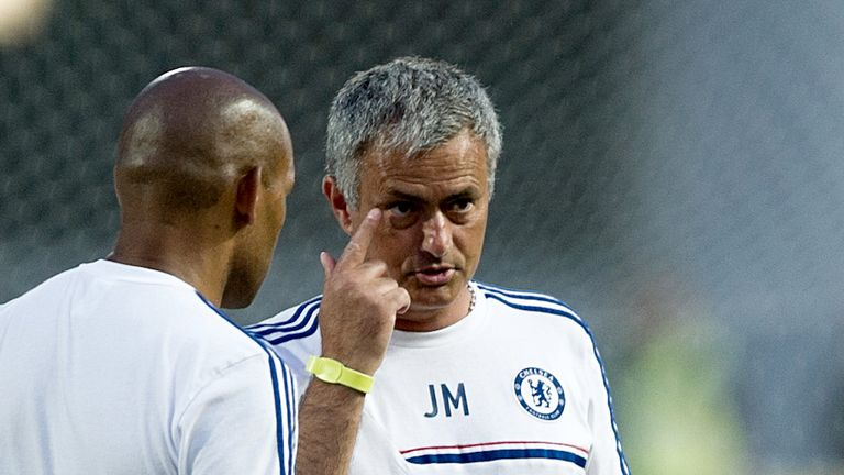 Jose Mourinho: Winning start on his return to Chelsea