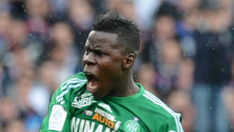 Kurt Zouma: St Etienne defender will not be joining Wolfsburg this summer