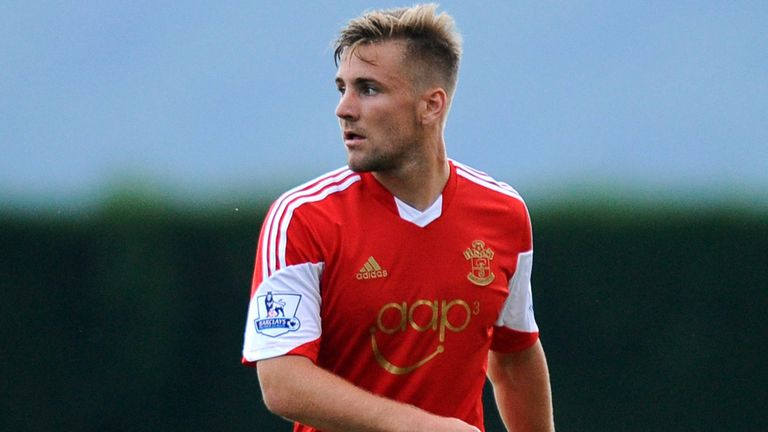 Luke Shaw: Tipped to shine for Southampton this season