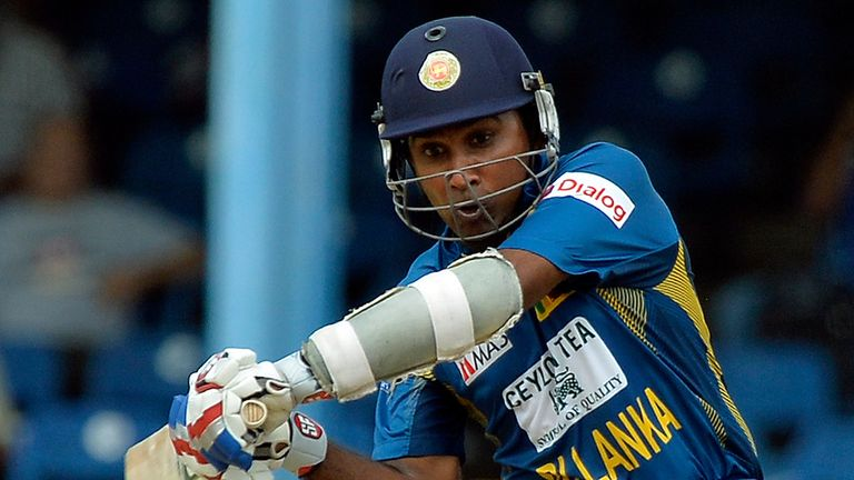 Mahela Jayawardene: Rested by Sri Lanka for Pakistan ODI series