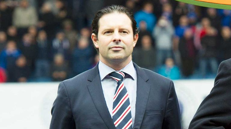 Craig Mather: Confident Rangers will soon be challenging with the top clubs in Scotland