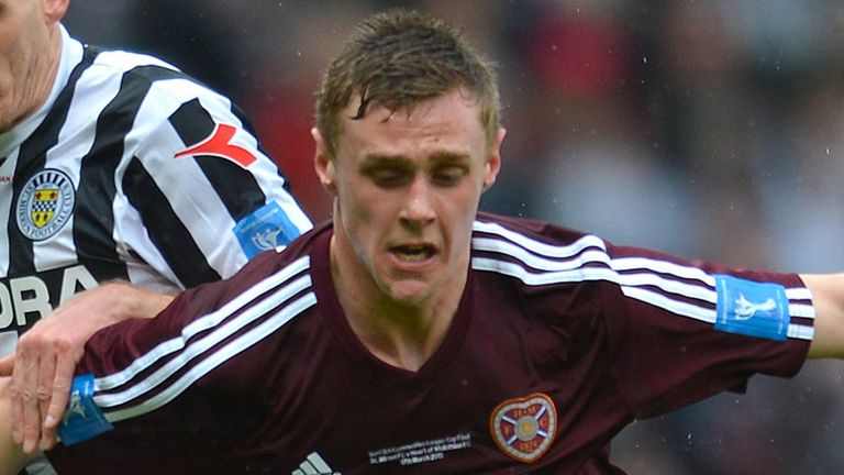 Kevin McHattie: His red card will be appealed