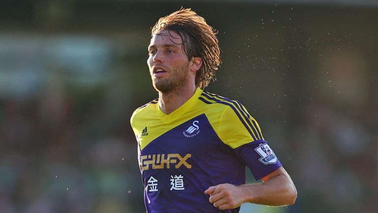 Michu: Opened the scoring for Swansea in 3-0 success at Reading