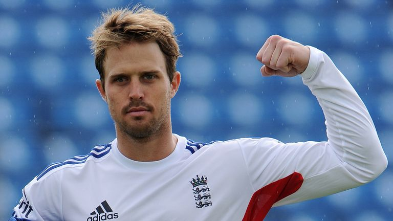 Nick Compton: New three-year deal for Somerset opener