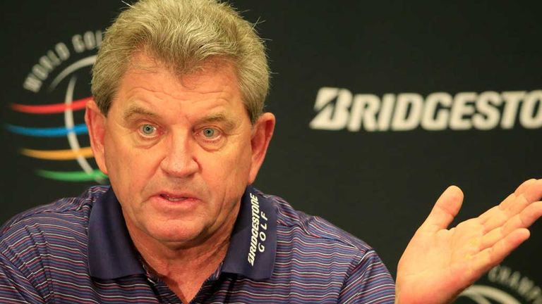 Nick Price: Concerned the Presidents Cup will struggle to survive