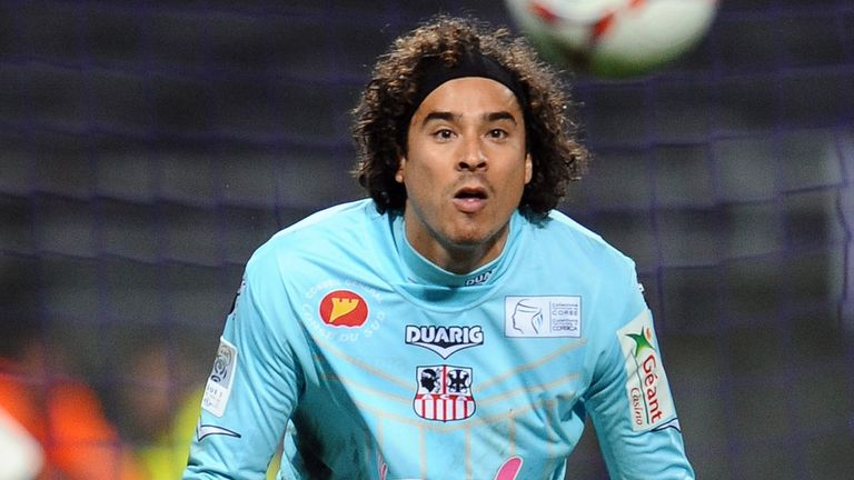 Guillermo Ochoa: Ready to leave French football as a free agent