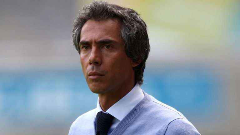 Paulo Sousa: Tel-Aviv boss close to qualification